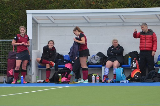 Ladies' 2s v Henley 011