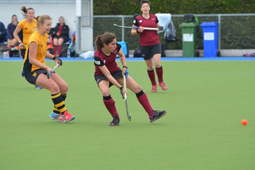 Ladies' 2s v Henley 013