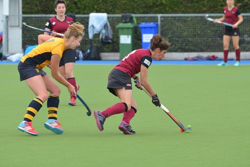 Ladies' 2s v Henley 015