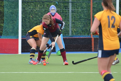 Ladies' 2s v Henley 016