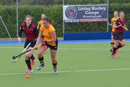 Ladies' 2s v Henley 017