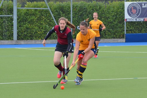 Ladies' 2s v Henley 018