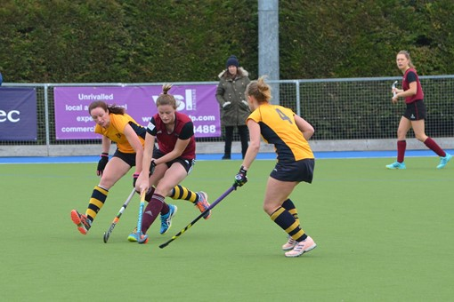 Ladies' 2s v Henley 019