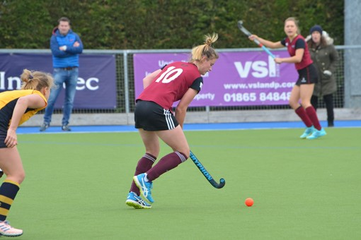 Ladies' 2s v Henley 021