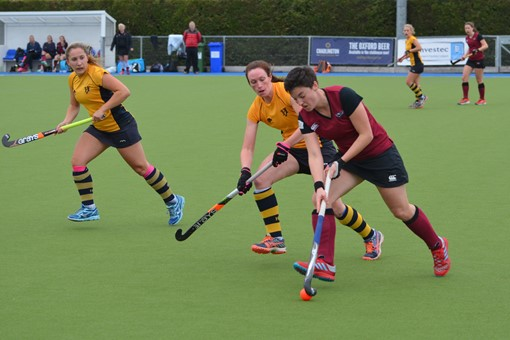 Ladies' 2s v Henley 023