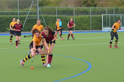 Ladies' 2s v Henley 025