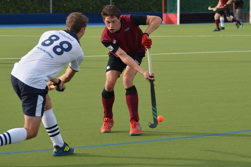 Men's 2s v Oxford University 001