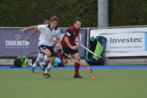 Men's 2s v Oxford University 003
