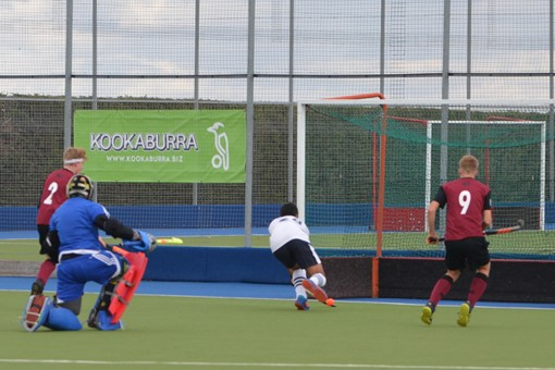 Men's 2s v Oxford University 008