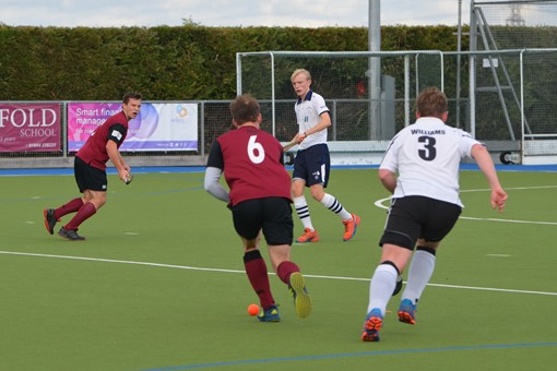 Men's 2s v Oxford University 009