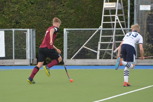 Men's 2s v Oxford University 011