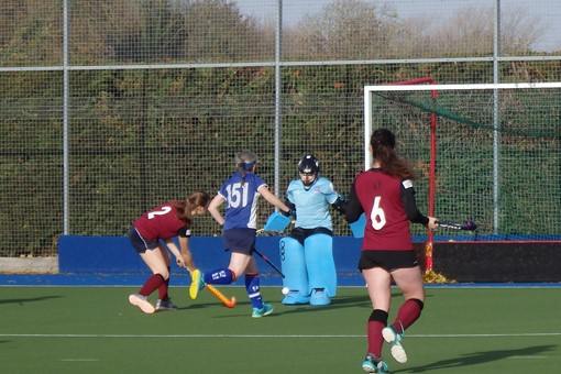 Ladies' 7s v Oxford 005