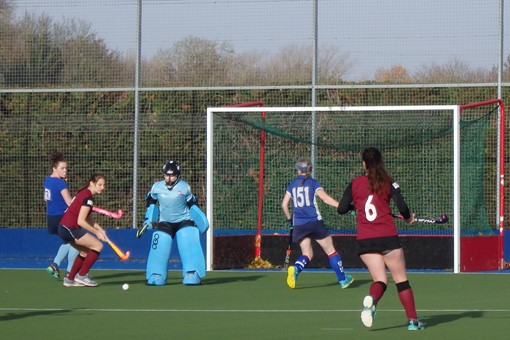Ladies' 7s v Oxford 007
