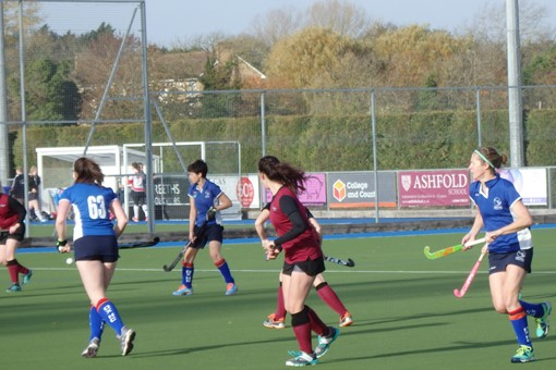 Ladies' 7s v Oxford 010