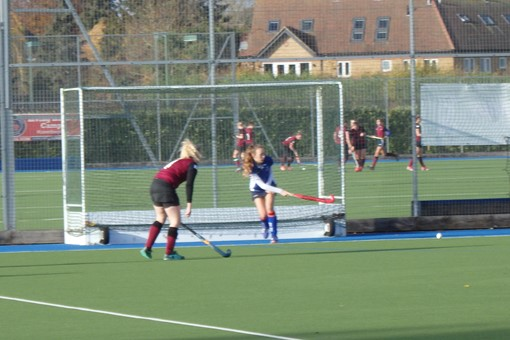 Ladies' 7s v Oxford 011