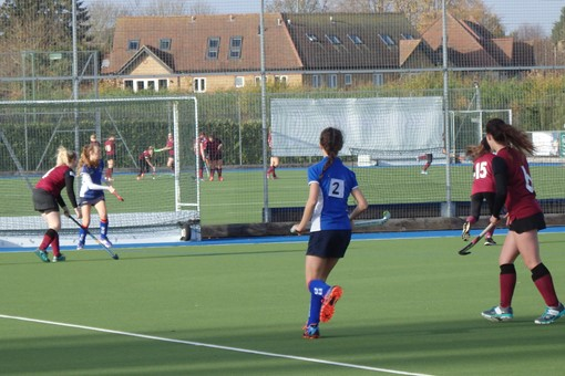 Ladies' 7s v Oxford 012