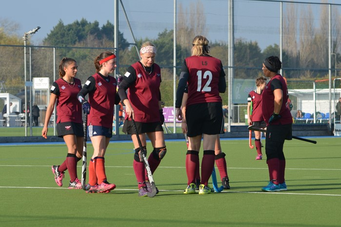 Ladies' 5s v Banbury 019