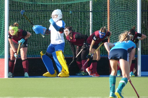 Ladies' 1s v ISCA 004