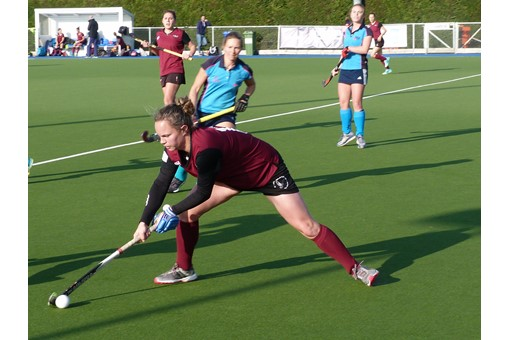Ladies' 1s v ISCA 006