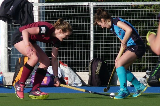 Ladies' 1s v ISCA 007