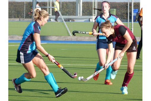 Ladies' 1s v ISCA 015