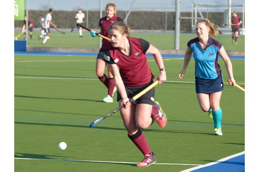 Ladies' 1s v ISCA 019