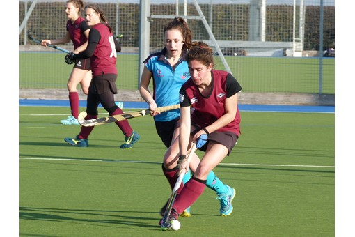 Ladies' 1s v ISCA 022