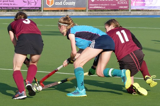 Ladies' 1s v ISCA 023