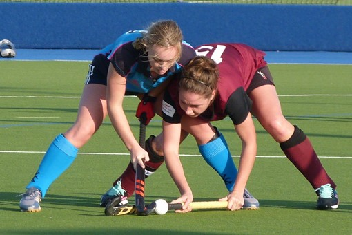 Ladies' 1s v ISCA 025