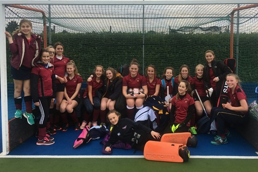 U14 Girls B team January 2019 001