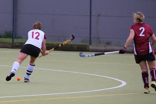 Ladies' 1s v Leamington 004