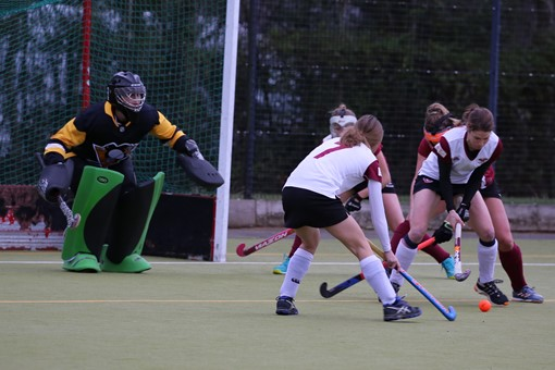Ladies' 1s v Leamington 005
