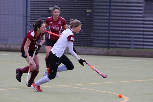 Ladies' 1s v Leamington 006