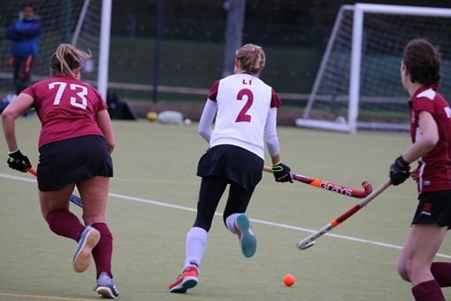 Ladies' 1s v Leamington 007