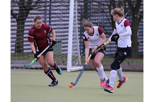 Ladies' 1s v Leamington 008