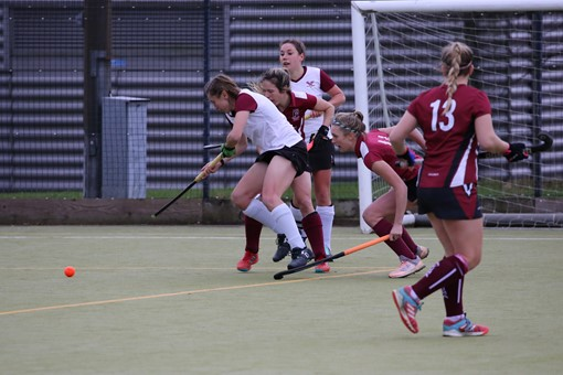 Ladies' 1s v Leamington 009
