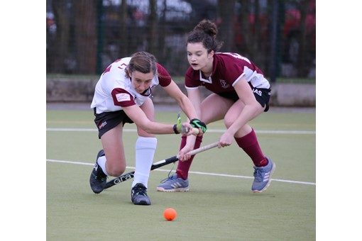 Ladies' 1s v Leamington 011