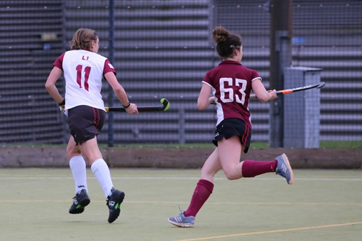 Ladies' 1s v Leamington 012
