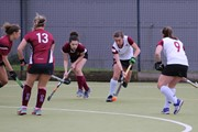 Ladies' 1s v Leamington 013