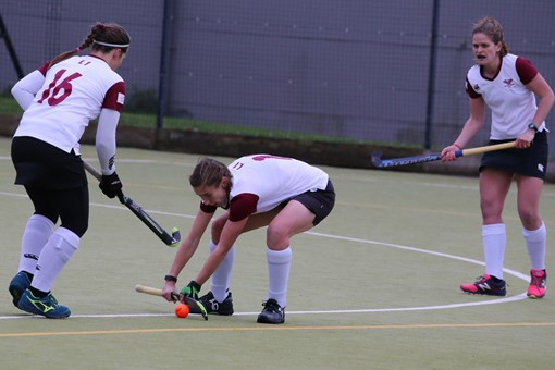 Ladies' 1s v Leamington 014