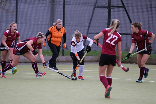 Ladies' 1s v Leamington 015