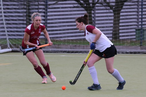 Ladies' 1s v Leamington 016