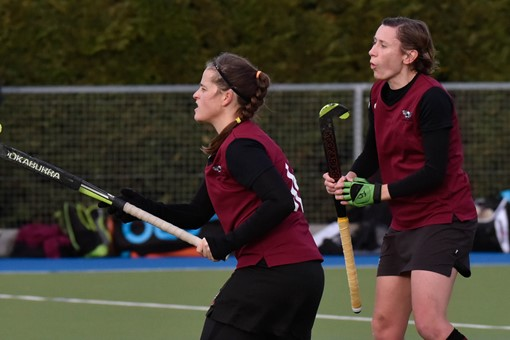 Ladies' 1s v Swansea 006