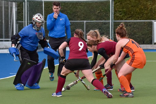 Ladies' 1s v Swansea 012