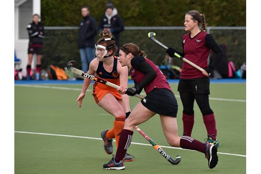 Ladies' 1s v Swansea 014
