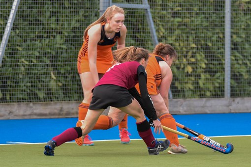 Ladies' 1s v Swansea 017