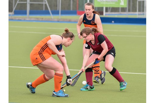 Ladies' 1s v Swansea 018