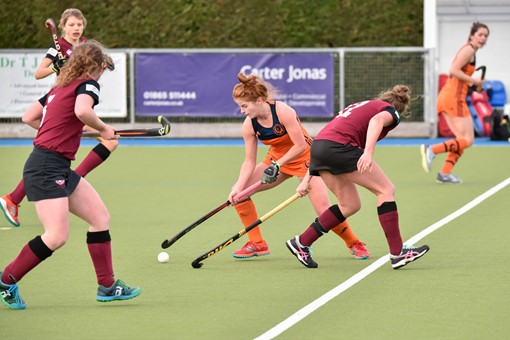 Ladies' 1s v Swansea 021
