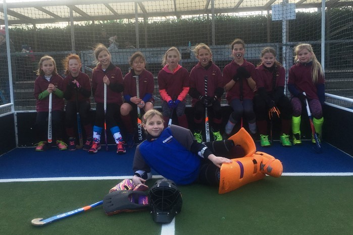 U10 Girls January 2019 001