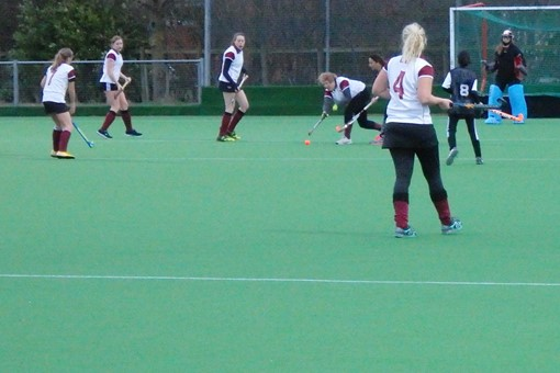 Ladies' 7s v Slough 4s 014